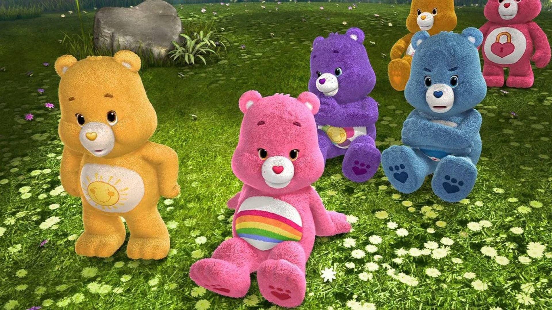 программа Карусель: Заботливые мишки Добрые истории Пузырьки