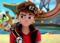 программа Канал Disney: Зак Шторм Суперпират