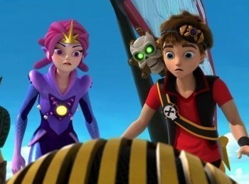 программа Канал Disney: Зак Шторм