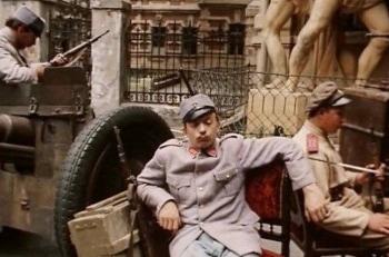 программа Родное кино: Зеленый фургон 1 серия