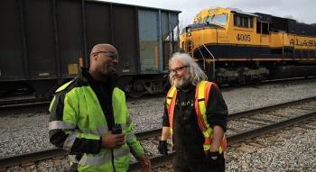программа Discovery: Железная дорога Аляски 33 несчастья
