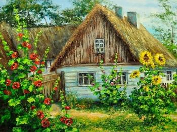 программа Загородная жизнь: Живой дом Павлины