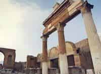 Жизнь и смерть в Помпеях в 13:40 на канале