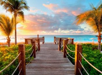 программа TLC: Жизнь на Карибах Расслабленная жизнь на островах Теркс и Кайкос