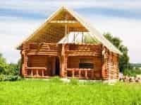 программа Travel Channel: Жизнь в бревенчатом домике Бревенчатый домик для жизни на природе
