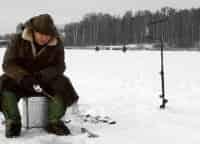 Зимняя рыбалка на Ильмень озере в 14:00 на канале