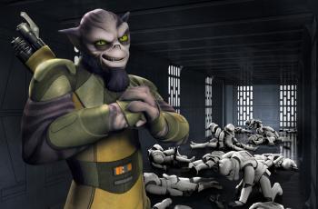 программа Канал Disney: Звездные Войны: Повстанцы
