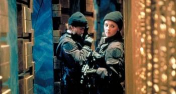 программа Sony Sci-Fi: Звездные врата: ЗВ 1 Четвертый всадник: Часть 1