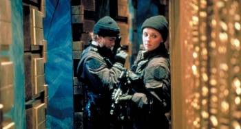 программа Sony Sci-Fi: Звездные врата: ЗВ 1 Четвертый всадник: Часть 2