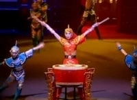 программа Россия Культура: Звезды Цирка Пекина Легенда о Мулан