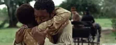 12 лет рабства кадры