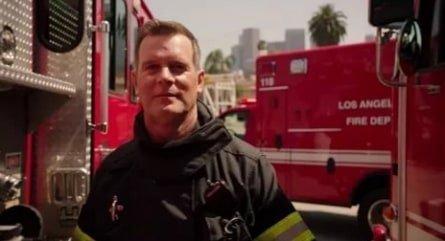 911 служба спасения 12 серия Чимни начинает в 11:45 на канале
