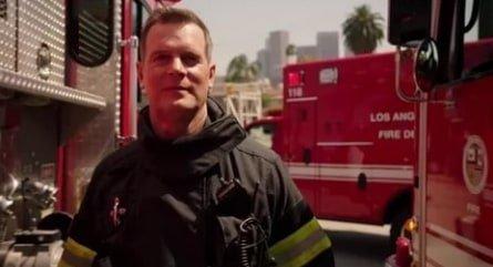 911 служба спасения 9 серия Хен вспоминает былое в 11:45 на канале