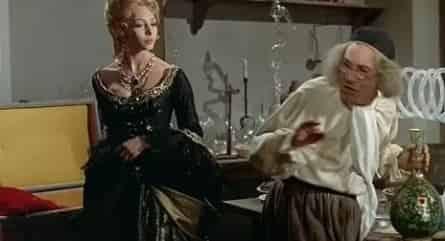 Анжелика и король кадры