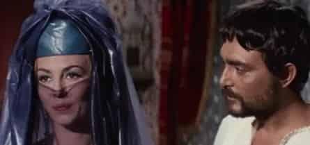 Анжелика и Султан кадры