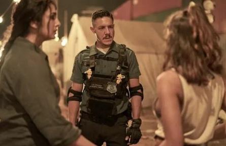 Армия мертвецов кадры
