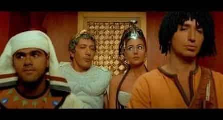 Астерикс и Обеликс: Миссия Клеопатра в 12:00 на канале