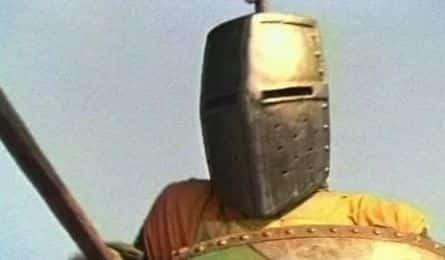 Баллада о доблестном рыцаре Айвенго кадры
