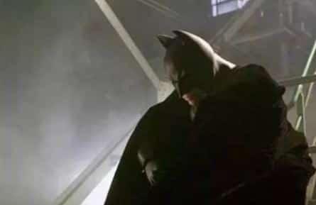 Бэтмэн начало кадры