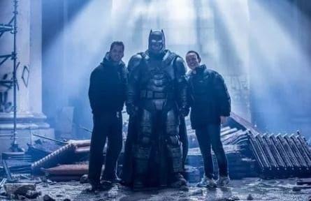 Бэтмен против Супермена. На заре справедливости кадры