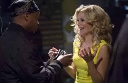 Блондинка в эфире в 13:25 на канале
