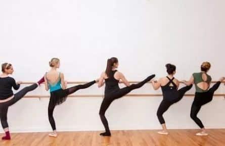 Боди-балет кадры