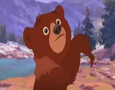Братец медвежонок-2 кадры