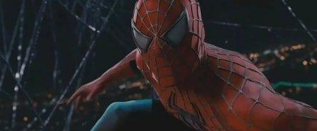Человек-паук 3: Враг в отражении кадры