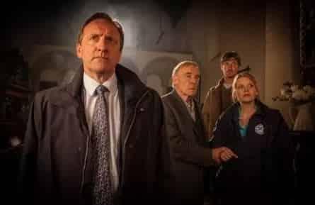 Чисто английское убийство 2 серия Страшные тайны в 11:50 на канале