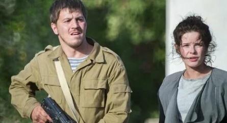 Донбасс. Окраина кадры