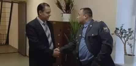 программа Пятый канал: Дознаватель 17 серия Свой