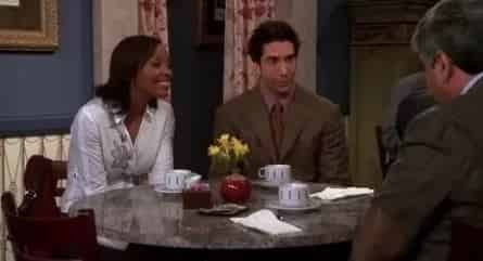 программа Супер: Друзья 116 серия Эпизод, где Росс не умеет флиртовать