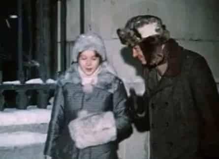 Два капитана (1976) кадры