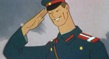 Дядя Степа - милиционер кадры