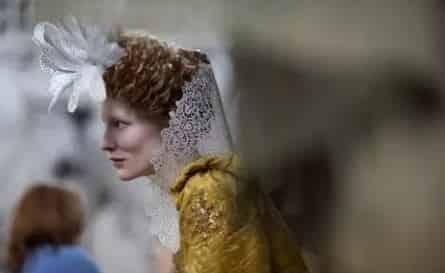 Елизавета. Золотой век кадры