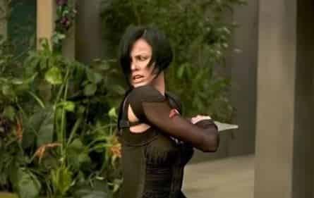 Эон Флакс фильм (2005), кадры, актеры, видео, трейлеры, отзывы и когда посмотреть | Yaom.ru кадр