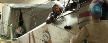 Эскадрилья «Лафайет» кадры