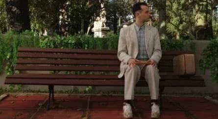 Форрест Гамп фильм (1994), кадры, актеры, видео, трейлеры, отзывы и когда посмотреть | Yaom.ru кадр