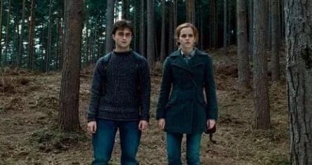 Гарри Поттер и Дары Смерти. Часть 1 кадры