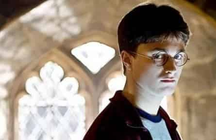 Гарри Поттер и Принц-полукровка кадры
