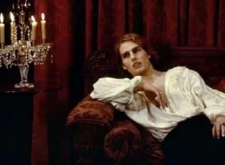 Интервью с вампиром кадры