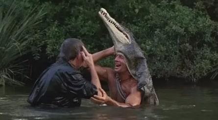 Крокодил Данди-2 кадры