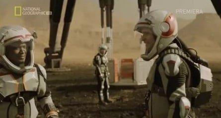 Марс 4 серия Мощь в 22:50 на канале