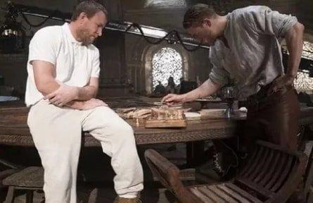 Меч короля Артура кадры