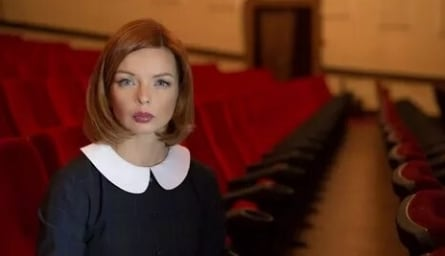 программа ТВ Центр (ТВЦ): Мой герой Алиса Гребенщикова