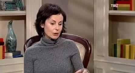 программа ТВ Центр: Мой герой Ирина Климова