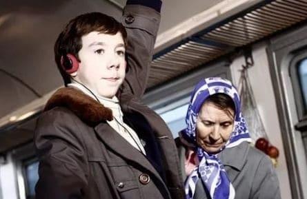 программа ТВ 1000 русское кино: Мой папа Барышников
