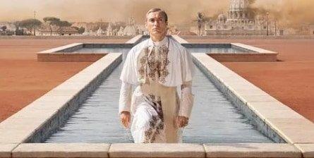 Молодой Папа кадры