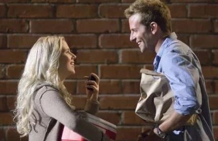 Обещать - не значит жениться кадры