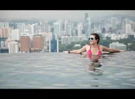 Орел и Решка По морям 3 2 серия Сингапур в 14:45 на канале